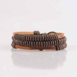 Unisex Leather Bracelet - Fashion Accessories